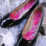 ヒール靴のすべり止めシート「キセカエ」